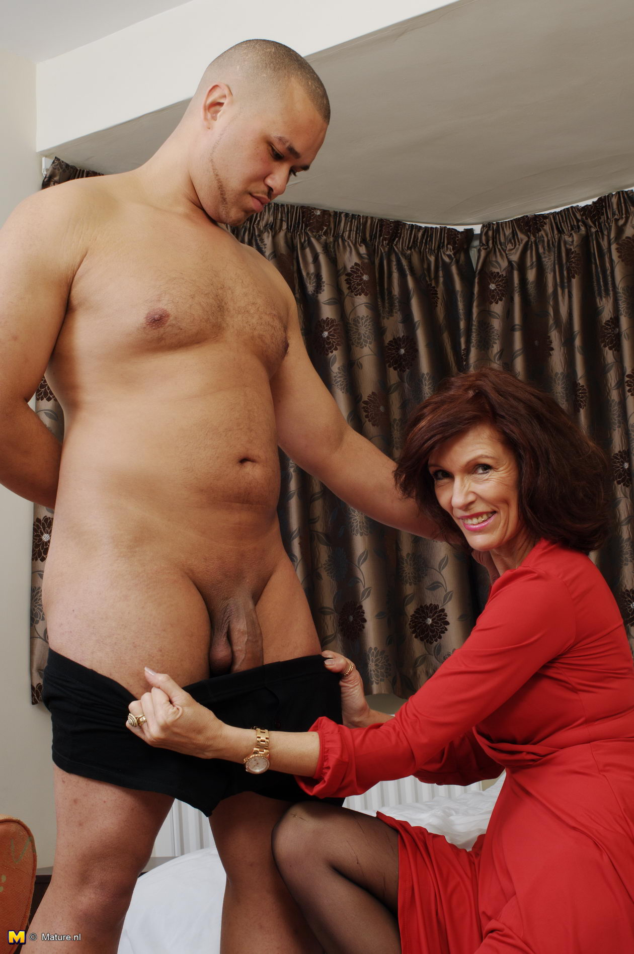 Sucking Dick Fitting Room