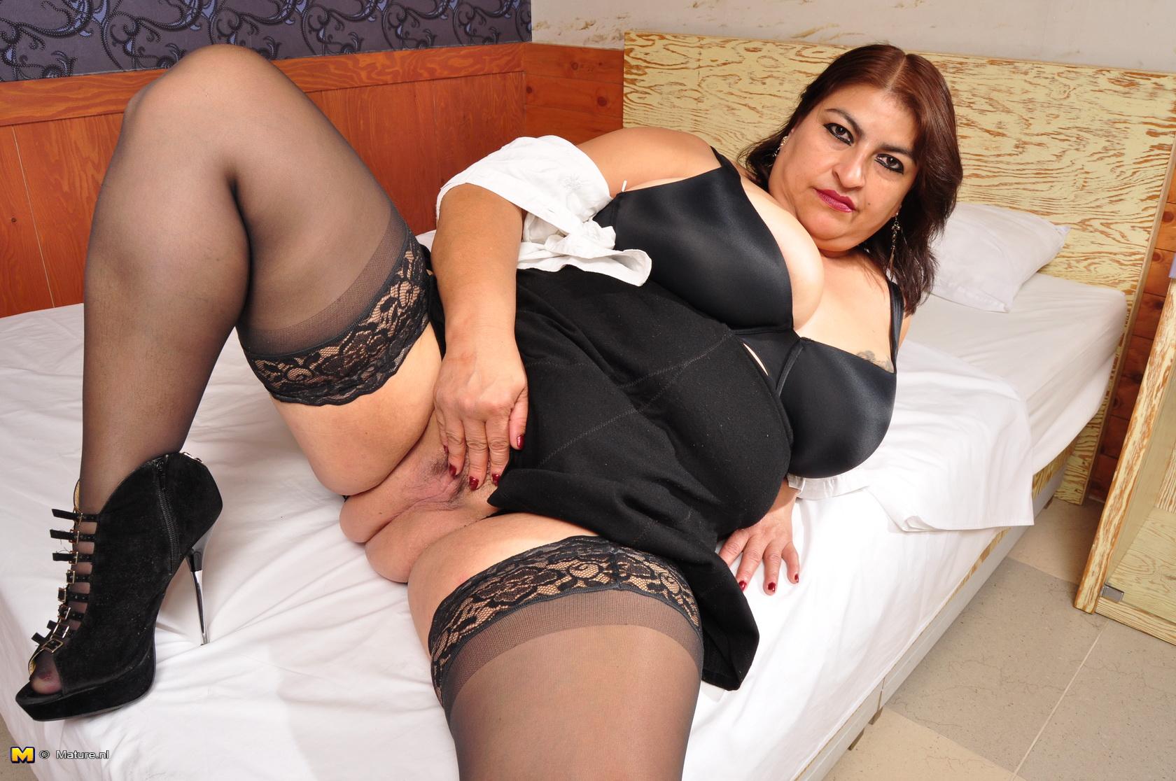 Thick Hairy Pussy Latina