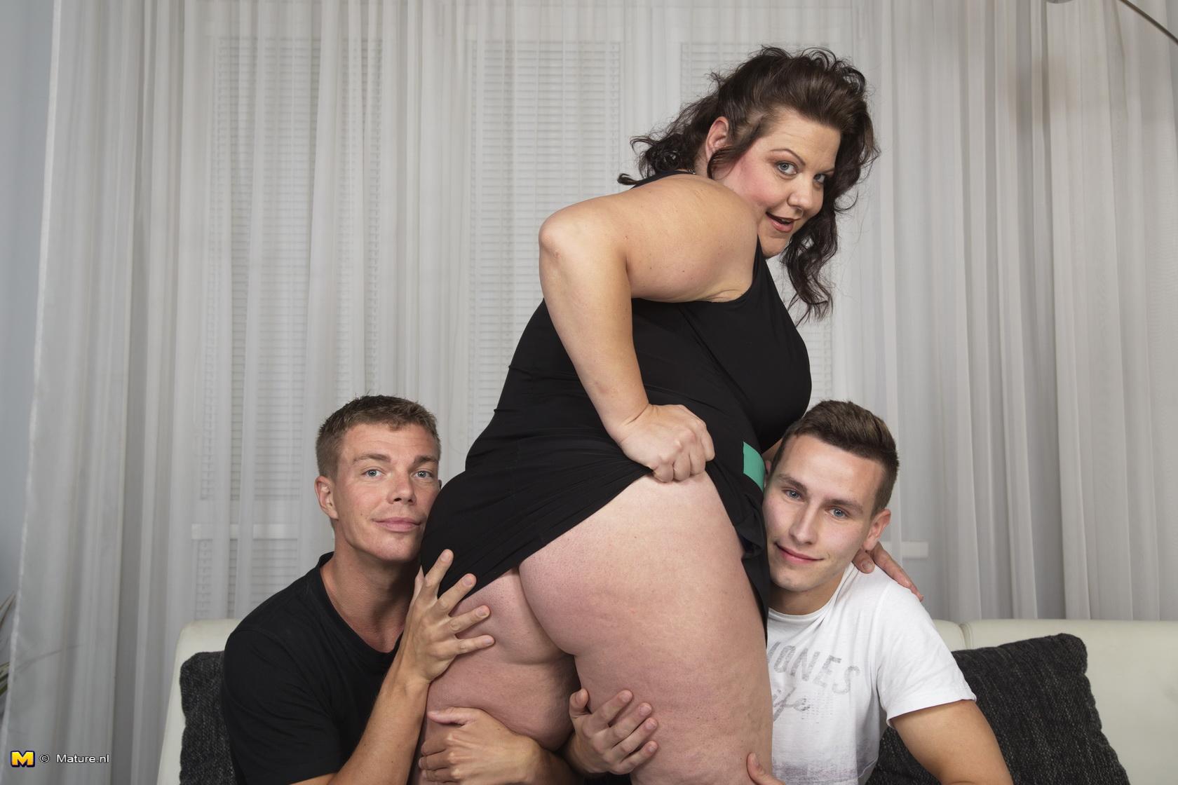 Threesome Two Girls One Boy
