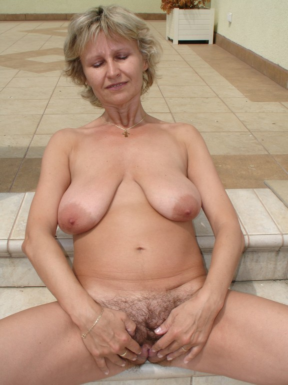 from Aron old milf pussy picture