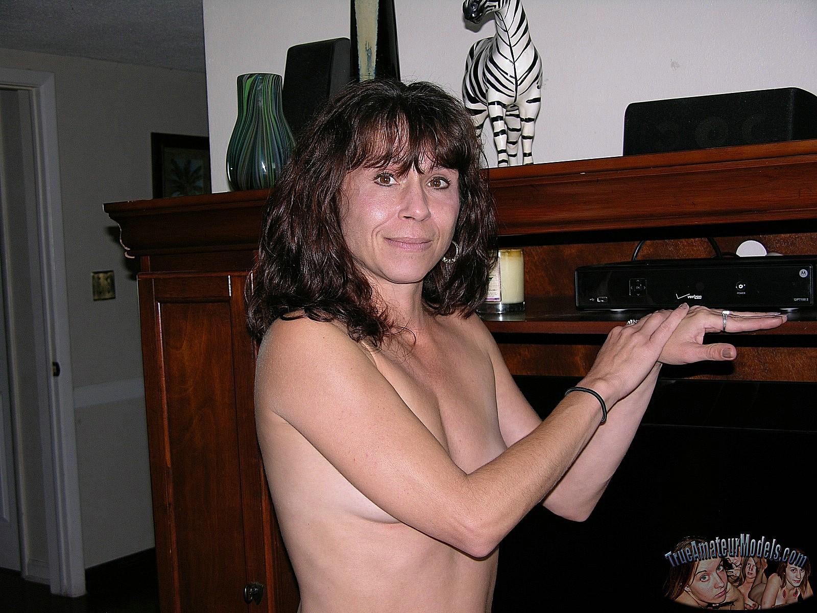 Soccer mom nude