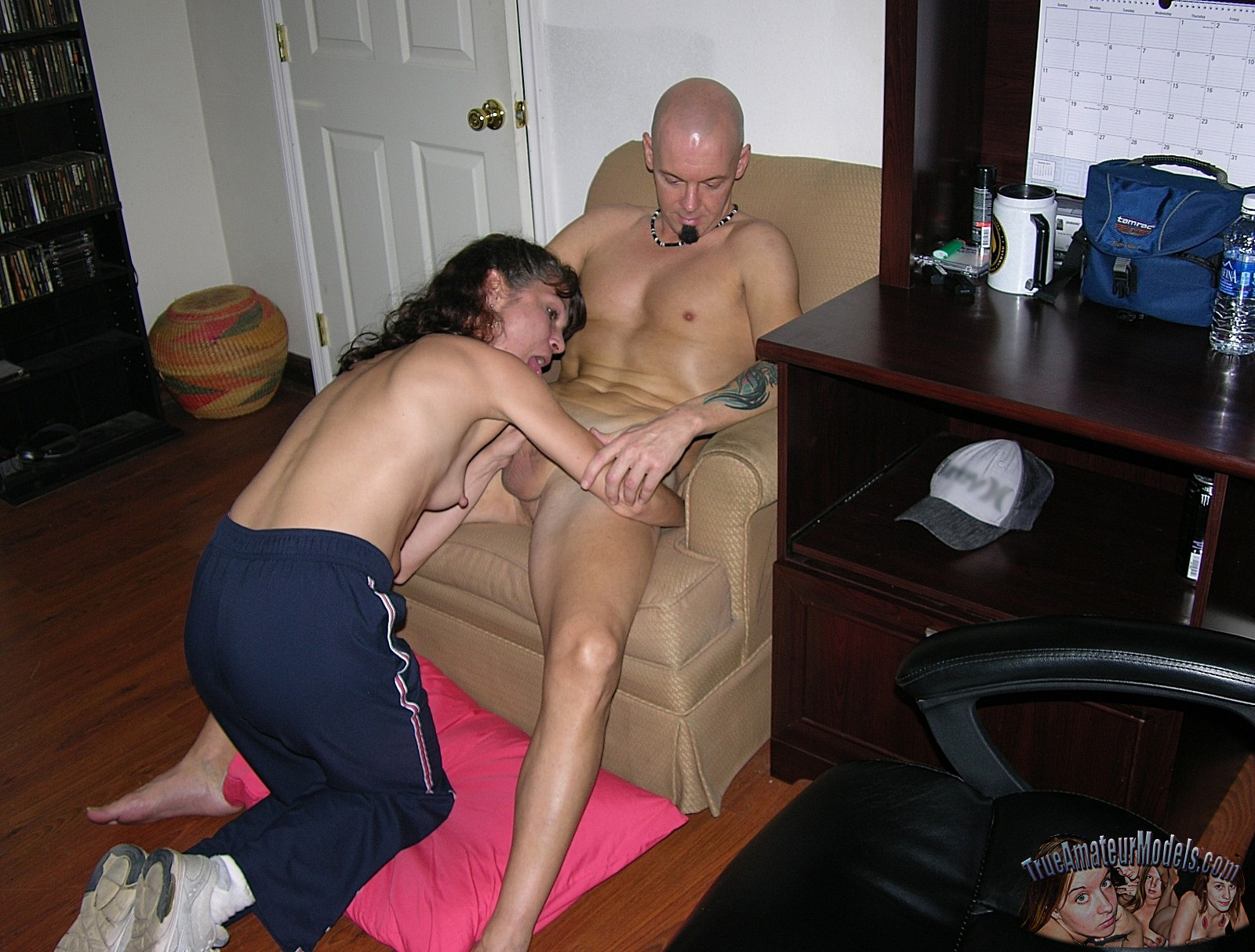 Step Mom Gives Me Blowjob